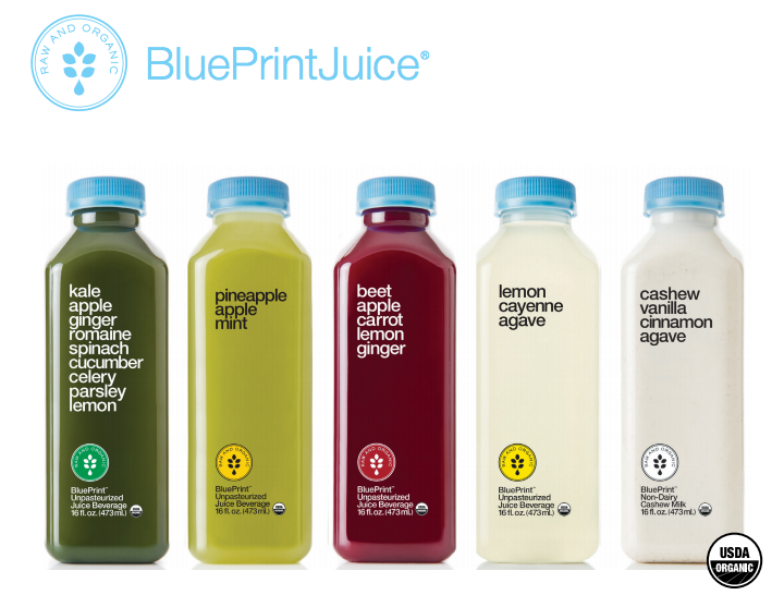 Blueprint is taking the juice cleanse mainstream natural and blueprint is taking the juice cleanse mainstream natural and organic marketing malvernweather Choice Image
